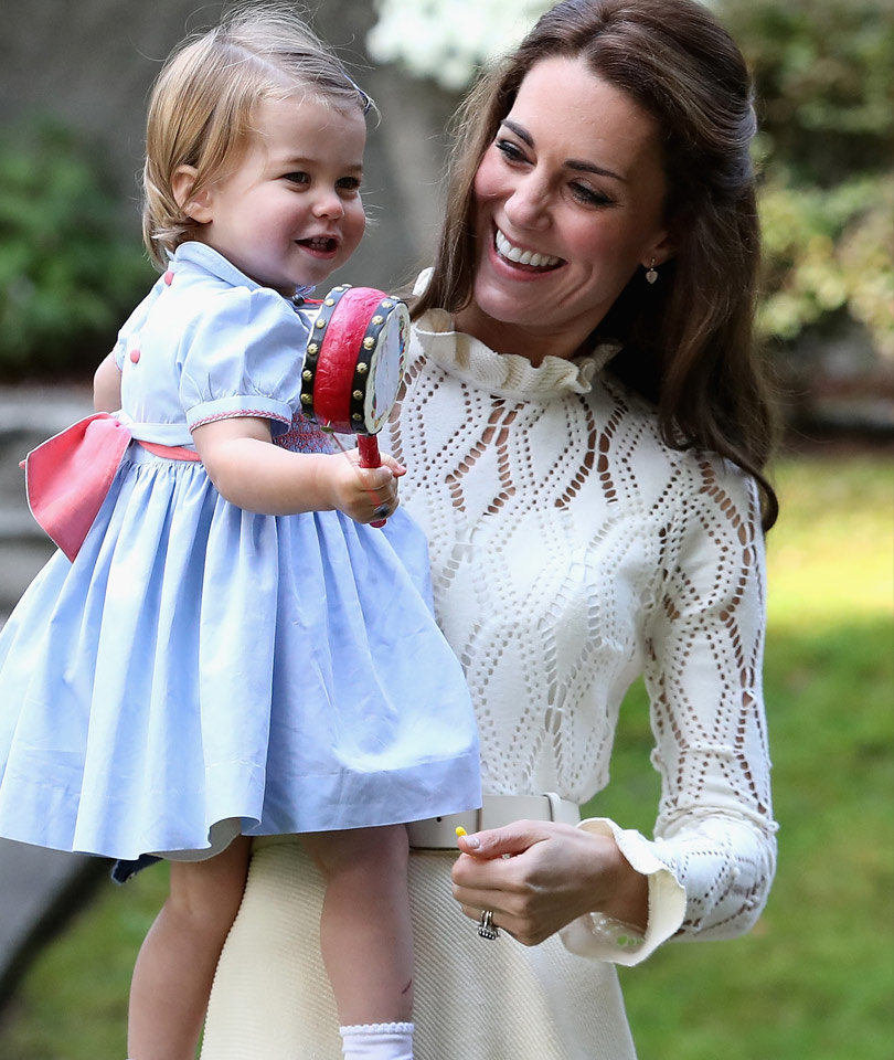 Princess Charlotte & Prince George Have a Blast In…