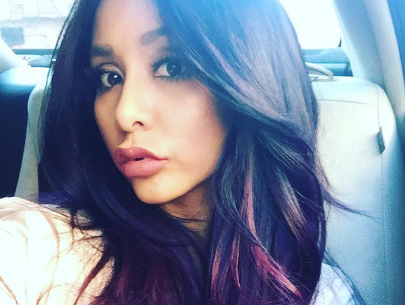 "Snooki Battles ""Jersey Shore"" Costar Angelina Pivarnick Over Lip Injections!"