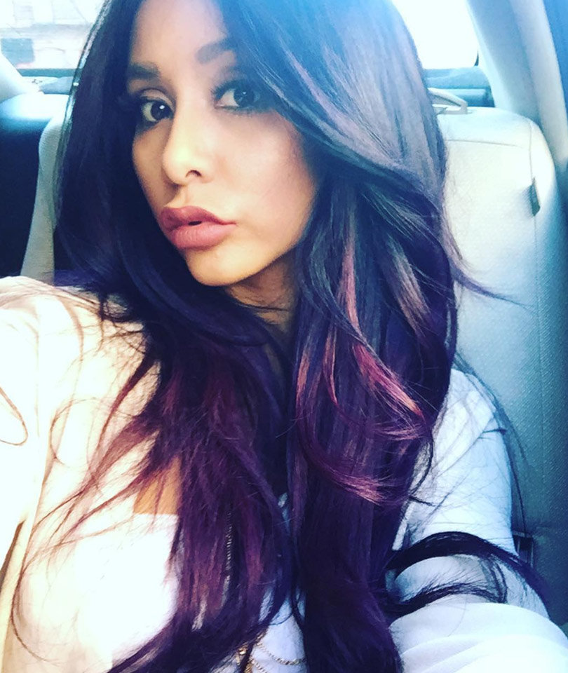 "Snooki Battles ""Jersey Shore"" Costar Angelina Pivarnick…"
