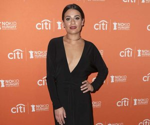 Lea Michele's Plunging Neckline -- Fab or Drab?