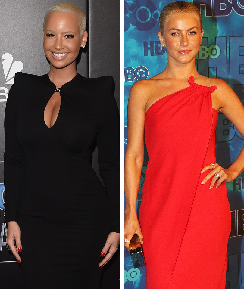 Amber Rose Accuses Julianne Hough of Body Shaming Her on…
