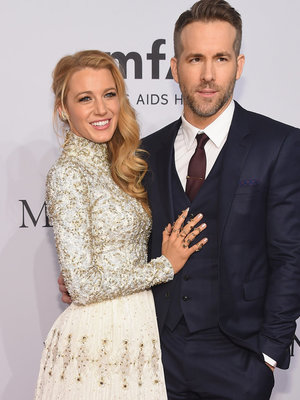 Blake Lively & Ryan Reynolds Welcome Baby No. 2!