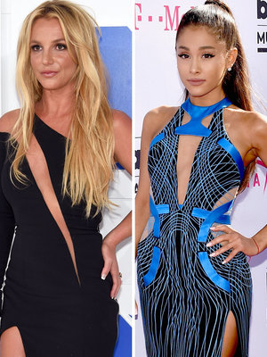 Britney Spears Shades Ariana Grande, Admits to Smoking Pot and Farting on Stage
