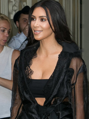 Kim K's Sheer Obsession & More Must-See Looks!