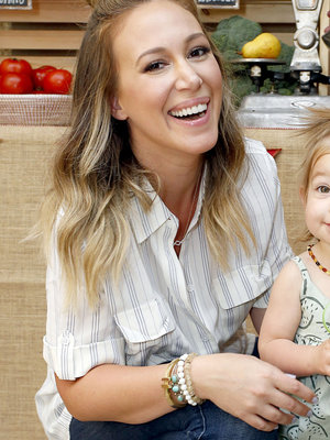 See How Big Haylie Duff's Daughter Ryan is Now!