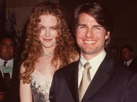 "Nicole Kidman on Tom Cruise Marriage: ""I Was So Young!"""