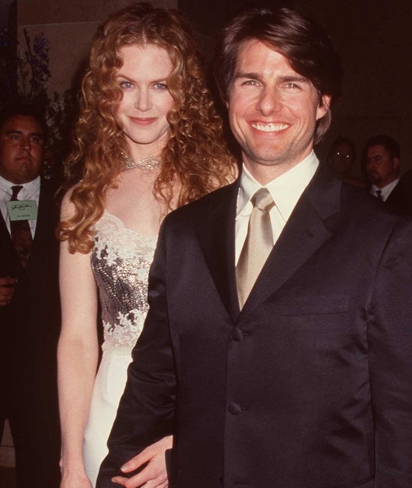 "Nicole Kidman on Tom Cruise Marriage: ""I Was So Young!"""