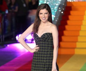 Anna Kendrick's Houndstooth Dress -- Fab or Drab?