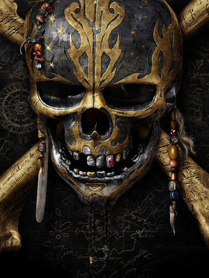 """Johnny Depp MIA from First Trailer for """"Pirates of the Caribbean: Dead Men Tell No Tales"""""""