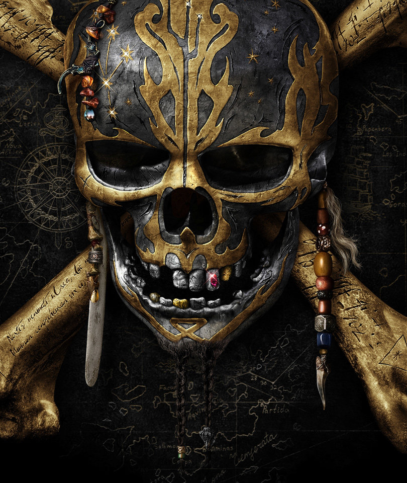 "Johnny Depp MIA from First Trailer for ""Pirates of the Caribbean: Dead Men Tell…"