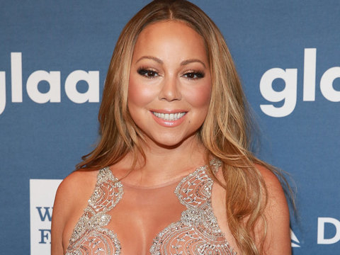 "Mariah Carey Shares Sneak Peek of ""Empire"" Appearance"