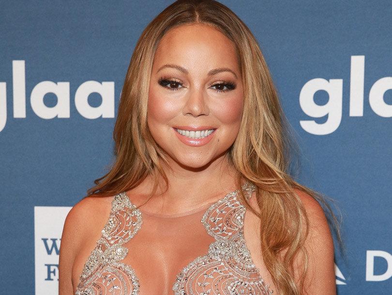 """Mariah Carey Shares Sneak Peek of """"Empire"""" Appearance"""