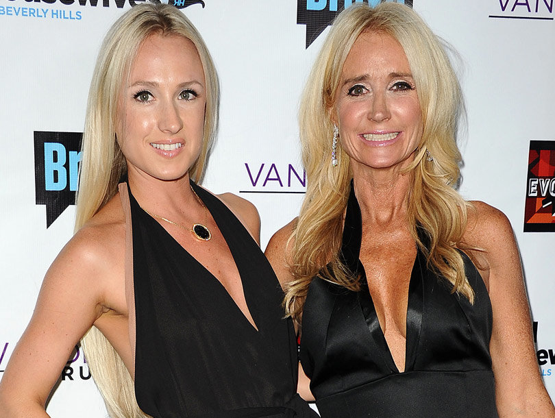 Kim Richards Is a Grandma -- See Adorable Grandson!