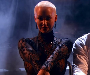 Amber Rose Strips to Lingerie on DWTS, Apologizes to Julianne Hough