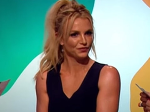 "Britney Plays ""Snog, Marry, Avoid"" with Bieber, Madonna & Cowell"