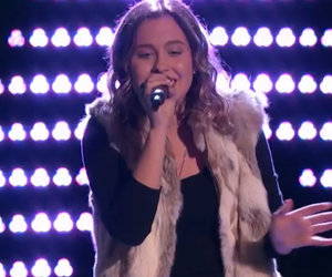 "See Candace Cameron's Daughter Crush Her Blind Audition on ""The Voice"""