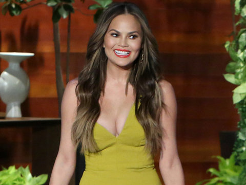 See Why Chrissy Teigen Has Been Opening Rihanna's Mail!
