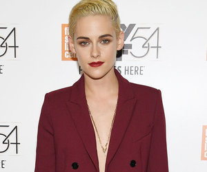 No Shirt, No Problem for Kristen Stewart at NY Film Festival