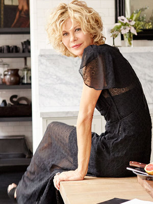 Wait'll You See Meg Ryan Now ... and Her Amazing, Newly Renovated NYC Loft!
