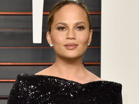 See Why Chrissy Teigen Just Set Her Twitter to Private