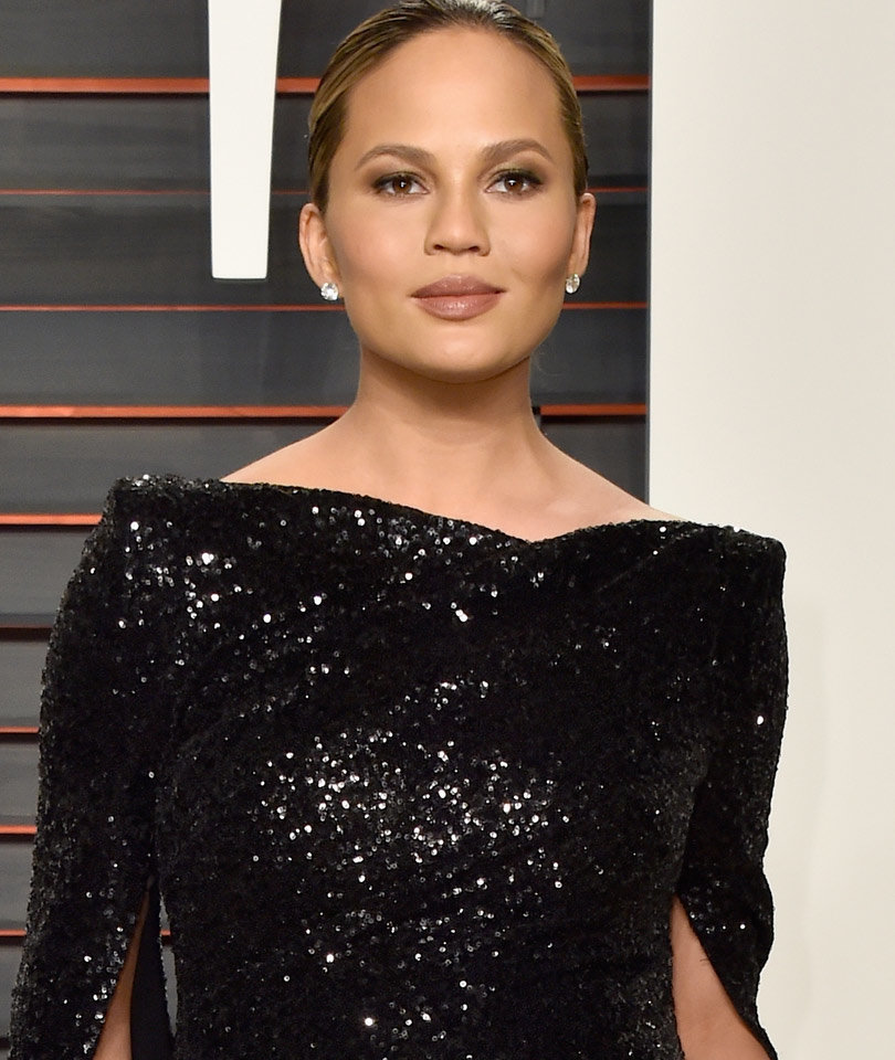 """Chrissy Teigen Says She's """"Not Strong Enough"""" for Twitter, Sets Her Account to Private"""