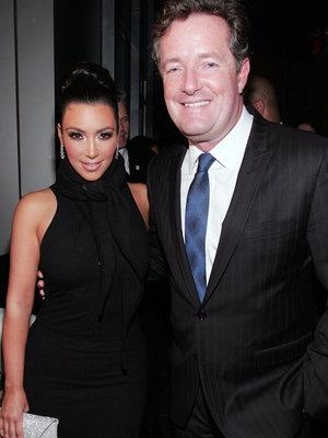 """Piers Morgan: Kim Kardashian Should Look at Robbery as a """"Wake-Up"""" Call"""