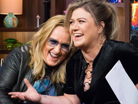 Melissa Etheridge & Kelly Clarkson Sing About Brangelina Split