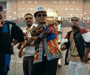 "Bruno Mars Releases New Music Video For ""24 Magic"""