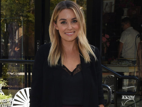 Lauren Conrad Debuts Super Layered Lob -- Like The Look?!