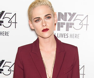 Kristen Stewart Goes Topless Under Her Blazer, While Kim & Kourtney…