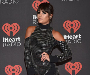 "Lea Michele Shades Tabloid Story About Her ""Breakup Binges"""