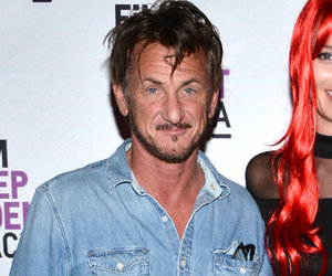 Sean Penn Hits The Red Carpet With Rumored New Girlfriend