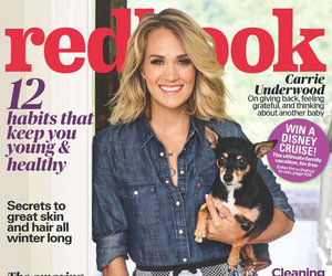 "Carrie Underwood On The Possibility Of Having A Second Child: ""You Make It Work"""