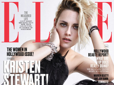 """Kristen Stewart Talks Dating a Woman: """"I'm Not Ashamed and I'm Not Confused"""""""