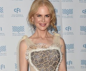 Nicole Kidman's Cream-Colored Dress Has WAY Too Many Details -- See More of…