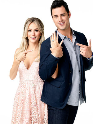"Ben Higgins & Lauren Bushnell Are In ""Preventative"" Couple's Counseling"