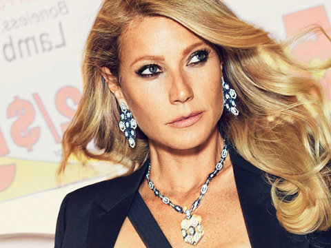 """Gwyneth Paltrow Talks """"Ballsy"""" Daughter & What Beyonce's REALLY Like"""