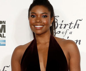 """See Gabrielle Union's Beautiful Butterfly Gown """"Birth of a Nation"""" Premiere"""