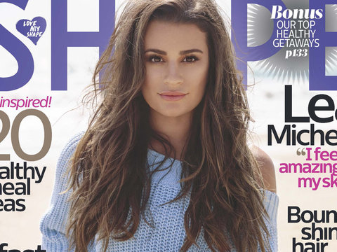 Lea Michele Says She Has No Time for the Haters!