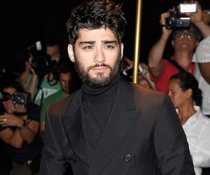 Zayn Malik Teams Up with Donatella Versace to Design Collection