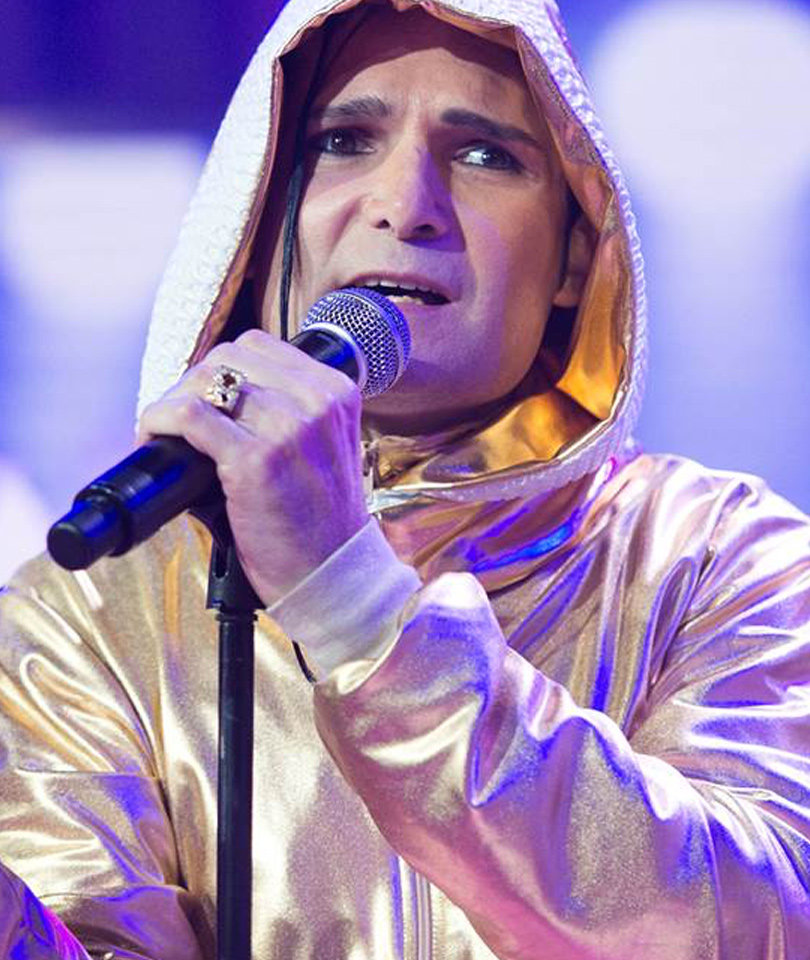"Corey Feldman Performs on ""Today"" Again, Really Ticks People Off!"