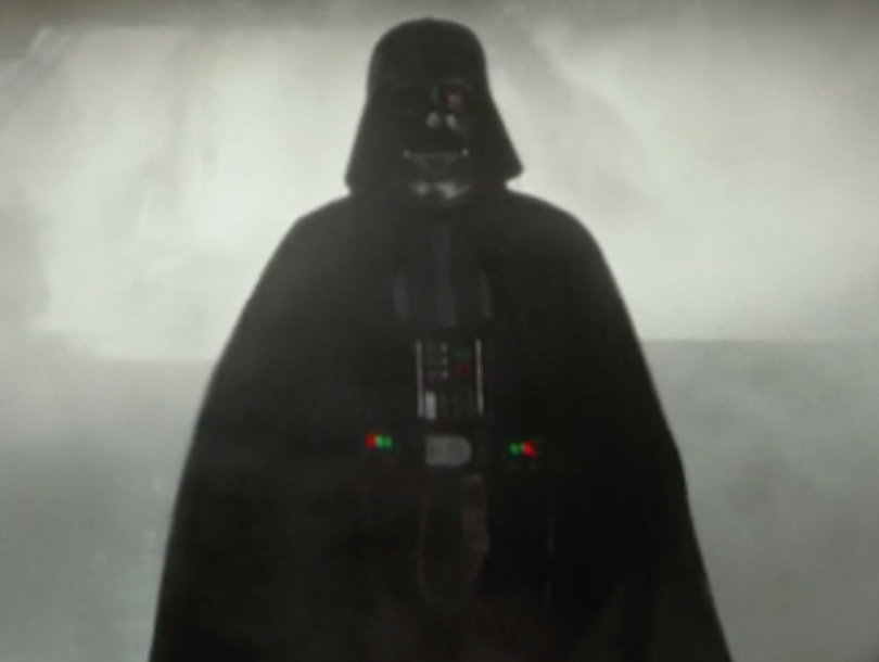 "Darth Vader Returns In Action-Packed ""Rogue One"" Trailer"