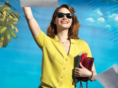 Emma Stone Covers Vogue, Talks Pay Gap, Her Ex & Paris Hilton