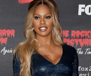 "Laverne Cox Slays at ""Rocky Horror Picture Show"" Premiere"