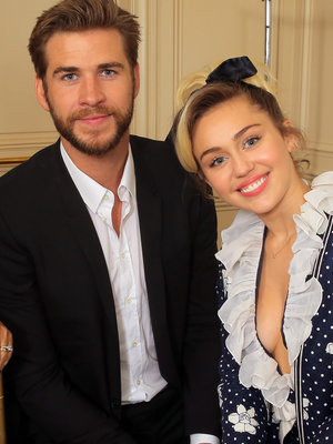 Miley Cyrus & Liam Hemsworth Do First Public Outing Since Rekindling Relationship