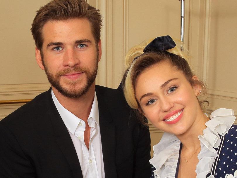 Miley Cyrus & Liam Hemsworth Do First Public Outing Since Rekindling…