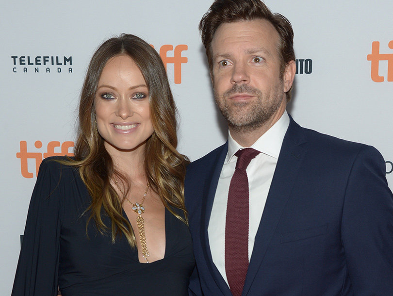 Olivia Wilde & Jason Sudeikis Welcome Baby #2 -- See Little Daisy!