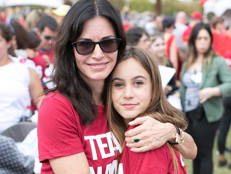 Coco Arquette Makes Rare Public Appearance with Her Mama
