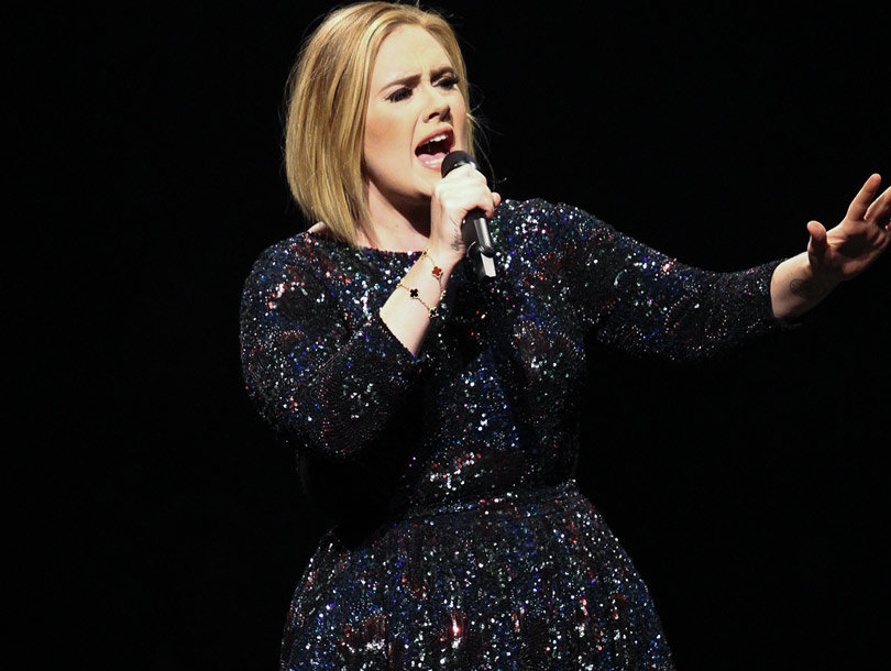 """Adele's Ready for Baby No. 2: """"My Womb Is Starting to Ache"""""""