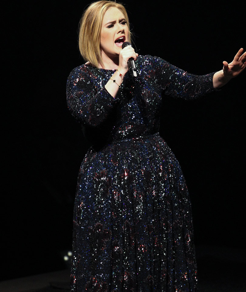 "Adele's Ready for Baby No. 2: ""My Womb Is Starting to Ache"""